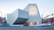 VCU Institute for Contemporary Art by Steven Holl Architects in Richmond USA opened in