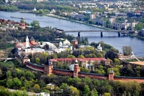 Veliky Novgorod Russia A city with an extremely sad history