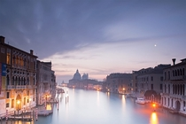 Venice at Dawn  photo by Jenni Alexander