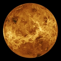 Venus The hottest planet in our solar system Credit NASA