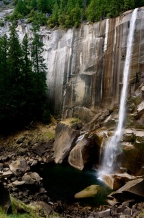 Vernal Fall Yosemite National Park