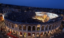 Verona Arena in Italy