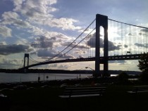 Verrazano-Narrows Bridge Longest suspension bridge in the United States