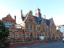 Victoria Baths Hathersage Road Manchester England Archtextrated by Henry Price amp Inaugurated