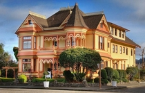 Victorian Home in Humboldt County California Built in