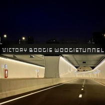 Victory Boogie Woogietunnel The Hague