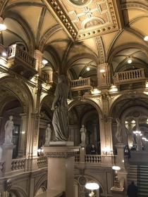 Vienna Opera House is Breathtaking