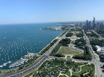 View from a Chicago firm