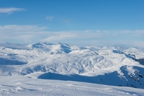 View from Ben Ledi Scotland
