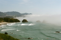 View From Ecola State Park Oregon