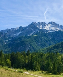 View from Hochfilzen  Austria The Tyrol region of Austria has so much offer