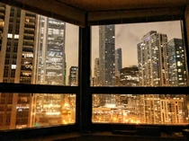 View from my apartment New east side Chicago