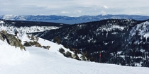 view last week from top of KT- Squaw Valley USA