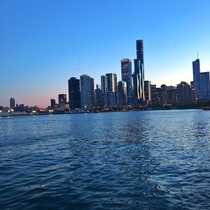View of Chicago from Navy Pier