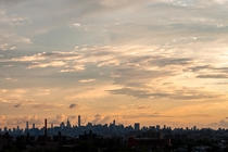 View of Manhattan from the Bronx