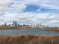 Views from Northerly Island Park Chicago