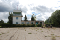 Viljandi airport Estonia