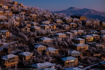 Village in Dagestan  photo by Ivan Dementievskiy