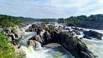 Visited Great Falls Park Virginia