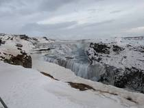 Visited Gullfoss Iceland a couple months ago on the winter solstice