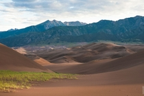 Visited one of the less famous National Parks Great Sand Dunes in Colorado