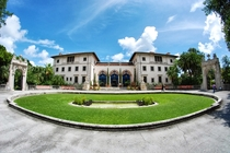 Vizcaya Mansion Miami
