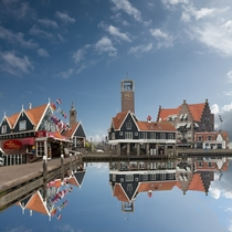 Volendam The Netherlands  by Jan Siebring