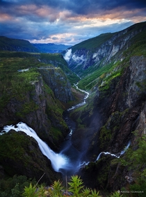 Vringfossen Norway