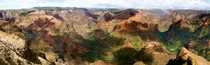 Waimea Canyon HI panorama by Bryce Edwards