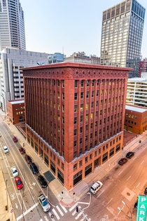Wainwright Building St Louis Missouri