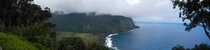 Waipio Valleys Edge Big Island Hawaii