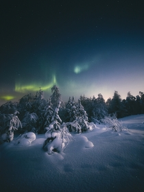 Waiting to see these kind of nights again Rovaniemi Finland