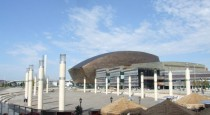 Wales Millennium Centre Cardiff Bay Wales