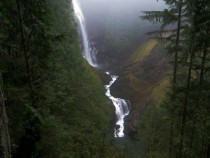 Wallace Falls Washington