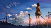Wallpaper from  Centimeters Per Second very beautiful anime film