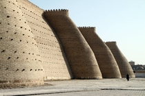 Walls of the Ark of Bukhara