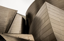 Walt Disney Concert Hall by Frank Gehry- Los Angeles CA