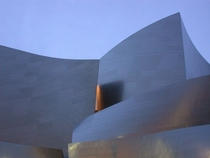 Walt Disney Concert Hall - Frank Gehry - Los Angeles CA