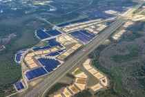 Walt Disney World Resorts -acre -megawatt solar facility with over a half a million solar panels