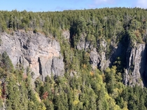 Walton Glen Gorge New Brunswick Canada