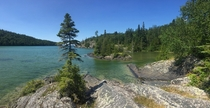 Wander through the pines and make your way to natures shrines - Pukaskwa National Park Ontario Canada