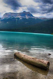 Wapta Mountain and Emerald Lake Yoho National Park