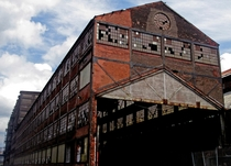 Warehouse at Bethlehem Steel Pennsylvania