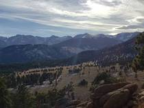 Was at Rocky Mountain National Park last week on Estes Rd x