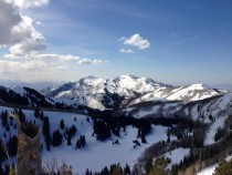 Wasatch Mountains Utah