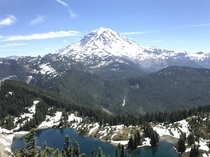 Washington has some pretty great hikes  x