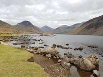 Wast Water Lake District UK