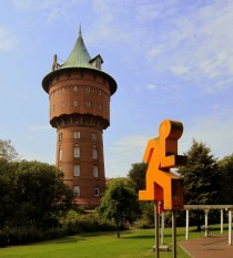 Water Tower Cuxhaven Germany