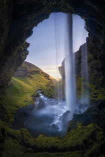 Waterfall head Skogar Iceland OCx find me at mattyjameshopkins on insta for more images See you there