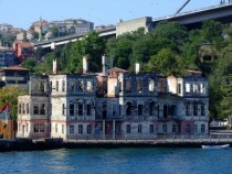 Waterfront mansion in Istanbul Turkey
